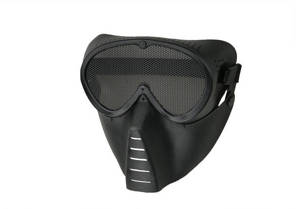 Маска Ventus Eco - black [Ultimate Tactical], фото 2