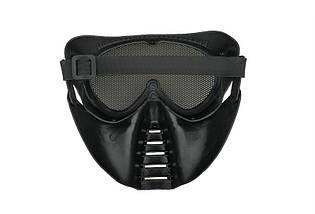 Маска Ventus Eco - black [Ultimate Tactical], фото 3