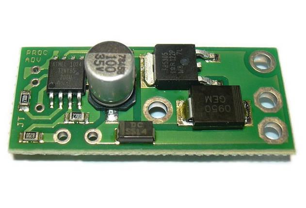 Układ Processor unit - advanced z okablowaniem [Jefftron], фото 2