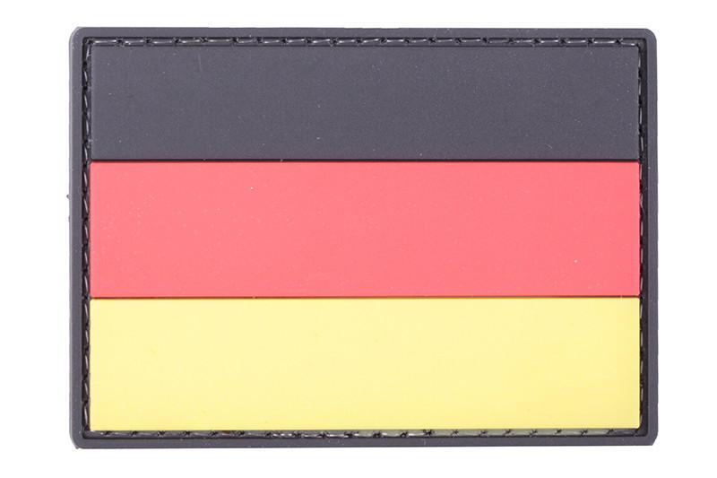 Нашивка 3D - Flaga Niemiec [GFC Tactical] (для страйкбола)