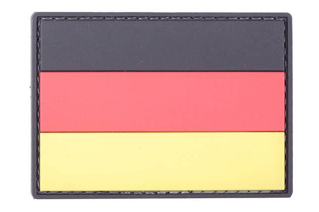 Нашивка 3D - Flaga Niemiec [GFC Tactical] (для страйкбола), фото 2