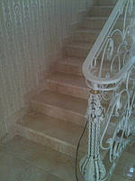 Мраморные ступени Днепр 0102