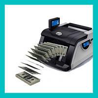 Машинка для счета денег с детектором валют 6200!Акция