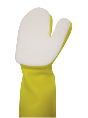 "Скребок ""чистяча рукавичка"" Design-O"