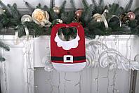 """Слюнявчик """"Санта Клаус"""", фото 1"""