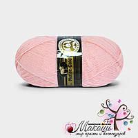 Зимняя пряжа Madame Tricote Paris Мерино голд, №039, розовый