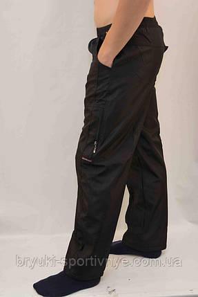 Брюки мужские зимние - плащевка на флисовой подкладке, фото 2