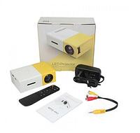 Портативный мини проектор LED YG-300 (AS SEEN ON TV), фото 1