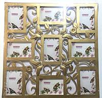 Фотоколлаж на 9 фото Бабочки (W202)
