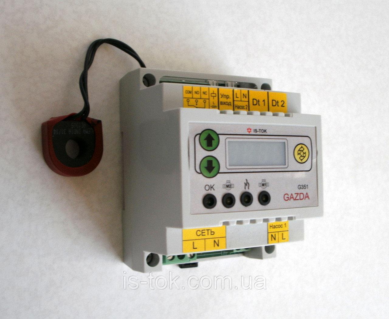 Терморегулятор GAZDA G352-80 - универсальная управляющая система