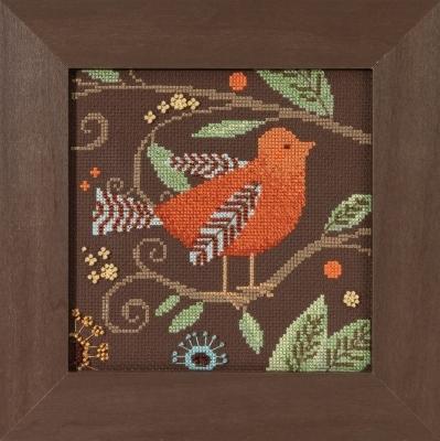 Набор для вышивки Orange Bird Mill Hill