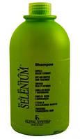 Шампунь для сухих и поврежденных волос, Kleral System Selenium Dry And Damaged Hair Shampoo, 1000 мл