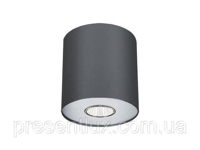 Точечный светильник POINT GRAPHITE SILVER / GRAPHITE WHITE M