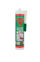 Акриловый герметик (мастика) SOMA FIX (белый, 310 мл; 0617)