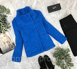 Яркое пальто с интересными рукавами 10/38/S  OV1843045 Primark