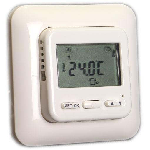 Программируемый терморегулятор iReg T4 для теплых полов - программатор