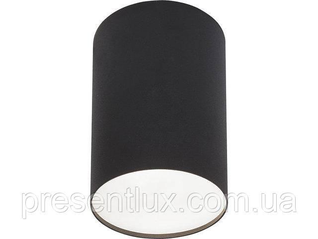 Точечный светильник POINT PLEXI BLACK L 6530