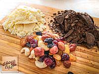 Приготуй справжній шоколад власними руками! Набір інгредієнтів для домашнього шоколаду.