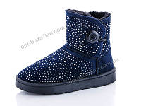 Угги женские QTYLL 8889 blue (36-41) - купить оптом на 7км в одессе
