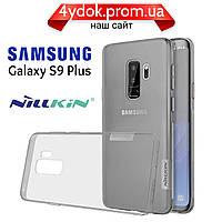 Чехол Nillkin Nature TPU для SAMSUNG Galaxy S9 Plus Серый