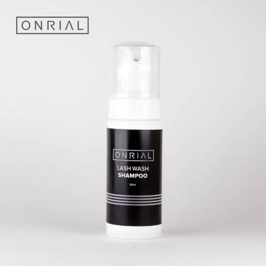 Onrial lash wash shampoo. Шампунь по уходу за ресницами 50 мл ... ceb6446a427