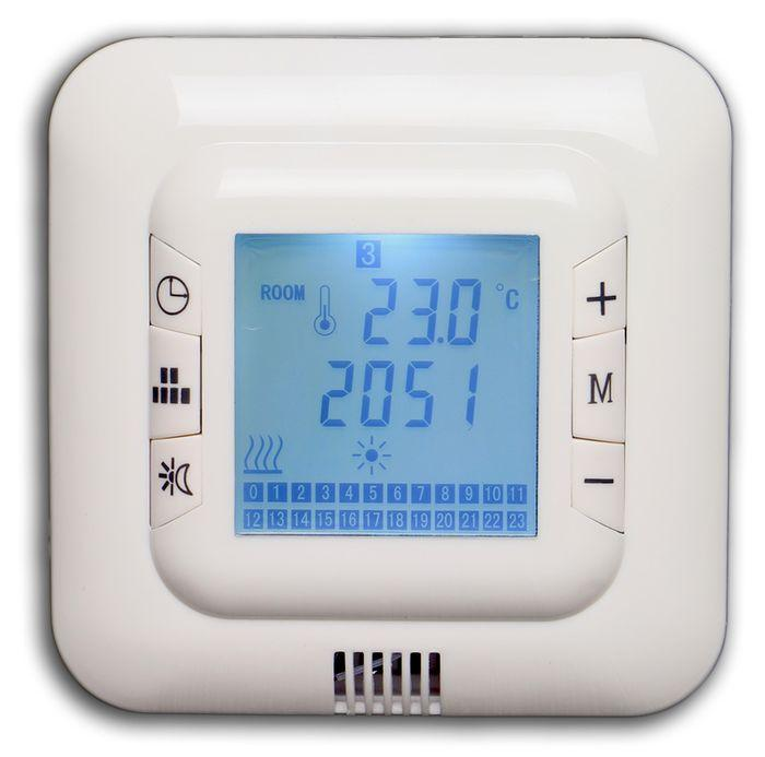 Программируемый терморегулятор iReg S3 для теплых полов - программатор