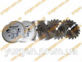 Einhell (запчасти) Набор дисков для роторейзера Einhell (6 шт, 85х10 мм).