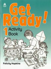 Get Ready! 1 Activity Book ISBN: 9780194339131