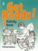 Get Ready! 1 Activity Book ISBN: 9780194339131