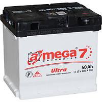 Автомобильный аккумулятор A-MEGA ULTRA (M7) 6ст - 50 Ah 480 A (+слева)
