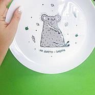 Тарелка «На диету — завтра», фото 6