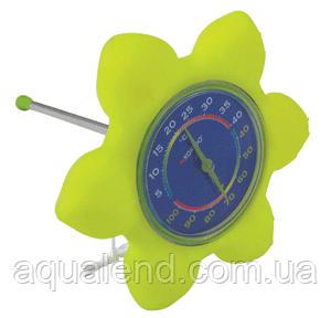 """Термометр плаваючий """"Квітка"""" Kokido, фото 2"""