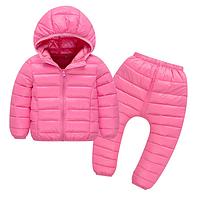 Детский комплект куртка+брюки еврозима.Арт.01232