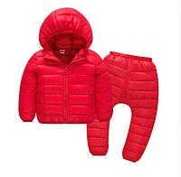 Детский комплект куртка+брюки еврозима.Арт.01233