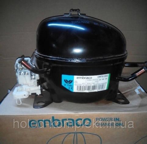 Холодильный компрессор Embraco NEK 6217 GK, фото 2