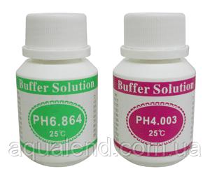 Буферний комплект для калібрування цифрового pH тестера, фото 2
