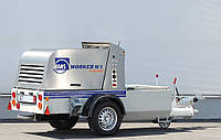 Пневмонагнітач (пневмонагнетатель / растворонасос) BMS Worker N°1 Fluid Pump, фото 1