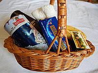 Подарочная корзина на новый год, фото 1