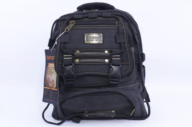 """Брезентовый рюкзак  """"Supertif 98208"""" (реплика)"""