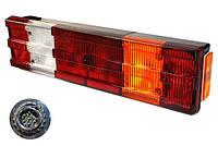 Фонари на прицеп, грузовик Mersedes ACTROS I / II, AXOR II Mars задний правый