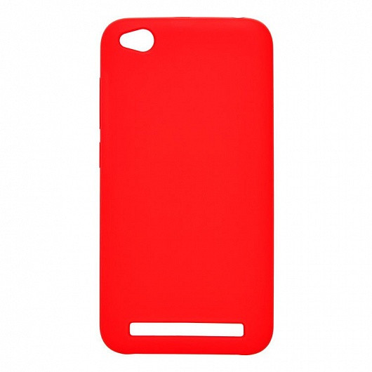 "Накладка Xiaomi Redmi 5a ""Original Case"" Красная"
