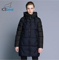 Жіноча зимова куртка з капюшоном..Арт. 15425, фото 1