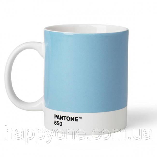 Кружка PANTONE Living Light Blue 550 (375 мл)