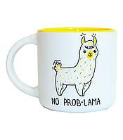 Чашка «No Prob-Lama» (350 мл), фото 1