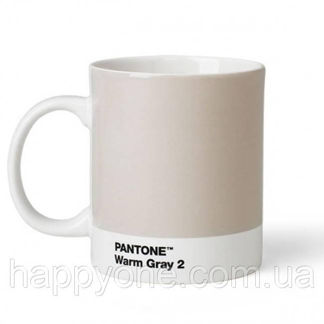 Кружка PANTONE Living Warm Gray 2 (375 мл)