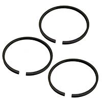 Комплект колец высокого давления на малый поршень на блок компрессора FIAC АВ525, AB425 (1124080023, 408023000