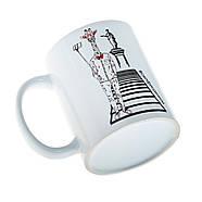 Чашка «Жираф - Селфисдюком» (320 мл), фото 3