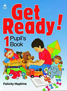 Get Ready! 1 Pupil's Book ISBN: 9780194339124