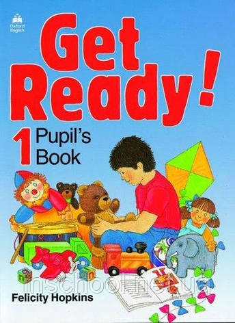 Get Ready! 1 Pupil's Book ISBN: 9780194339124, фото 2