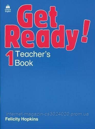 Get Ready! 1 Teacher's Book ISBN: 9780194339179